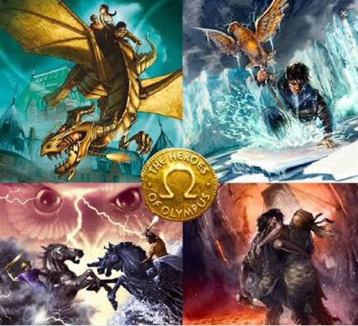Which Heroes of Olympus Character are you By W4rrior?