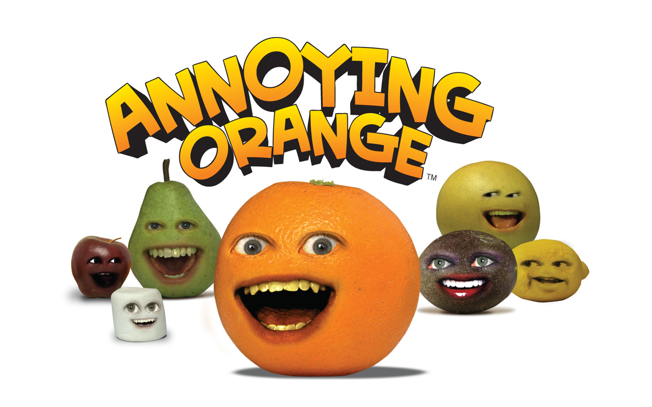 Which Annoying Orange character are U?