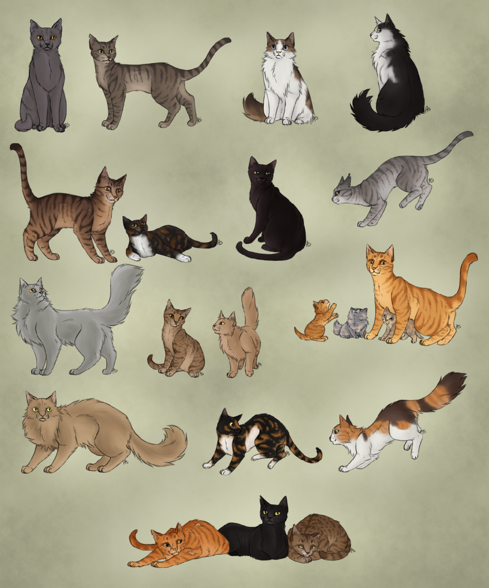 How Much Do You Really Know About Warrior Cats? (2)