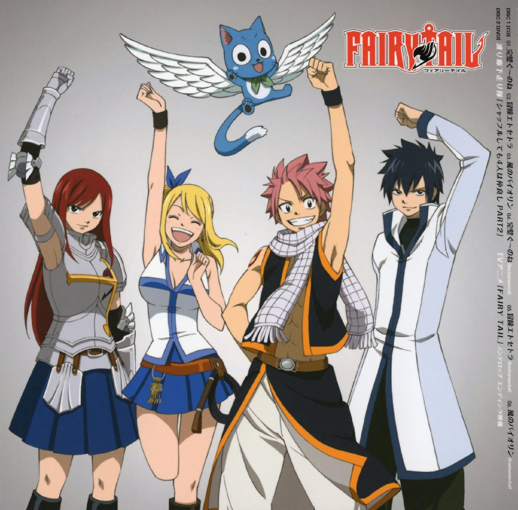 Fairy Tail Life (Girls Only)