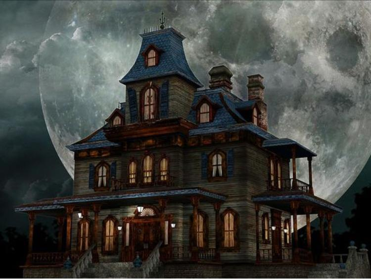 Is your house haunted? (3)