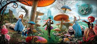 Which Alice In Wonderland character are you?