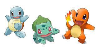 What starting pokemon would you have? (original series)