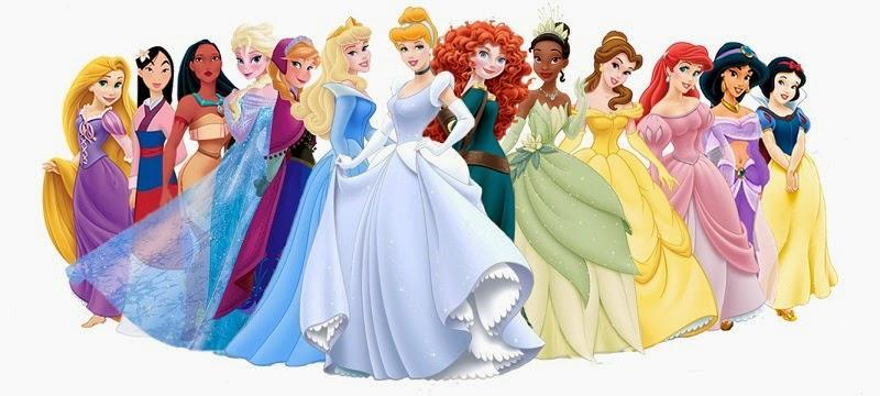 What Princess are you? (4)
