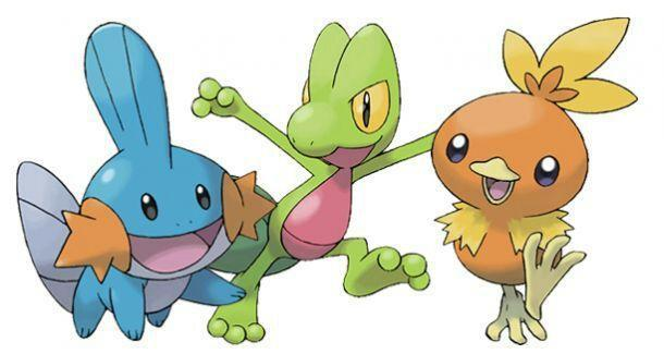 Which Hoenn starter should you pick?