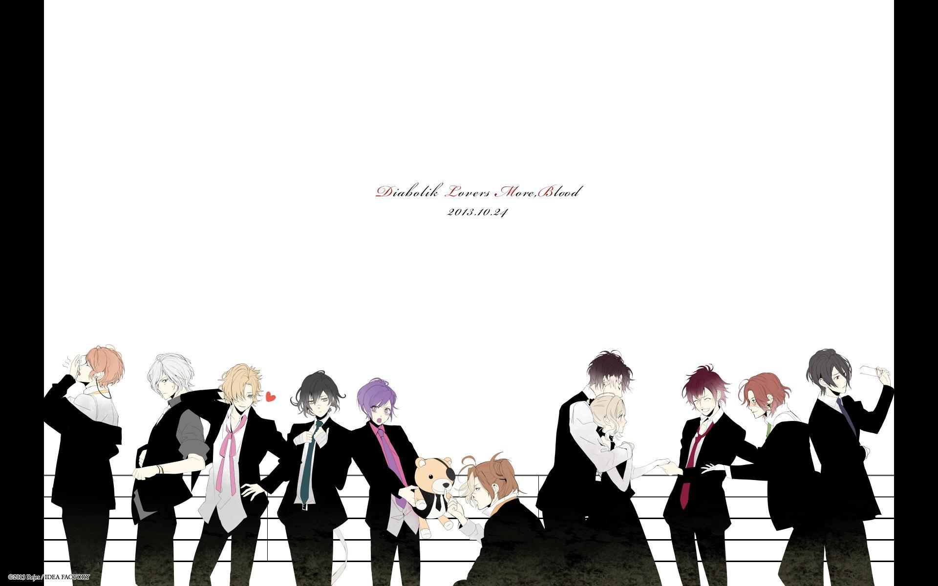 Which guy from Diabolik Lovers are you most like?