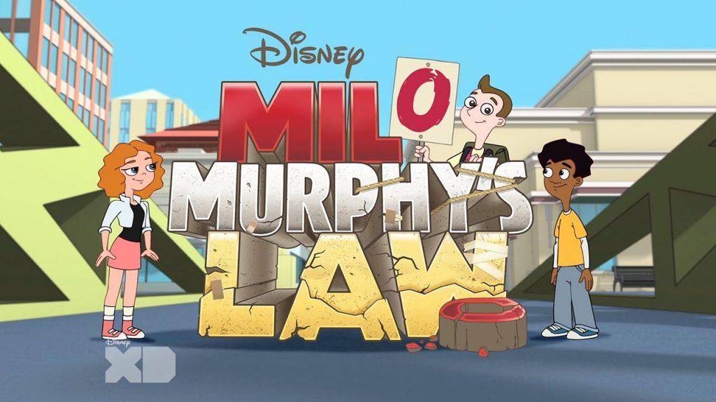 Which Milo Murphy's Law Character Are You?