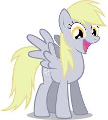 How much do you know about Derpy? (1)