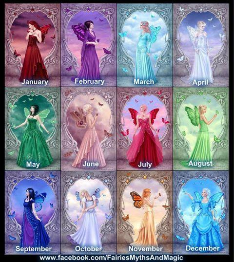 What Birthstone Fairy Are You?