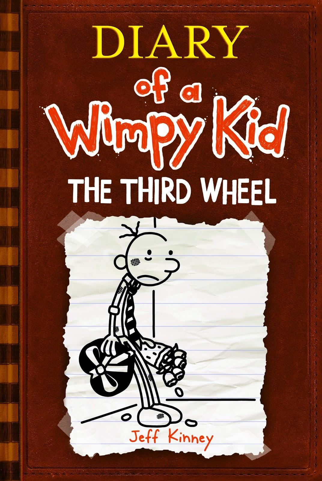 DIARY of a Wimpy Kid: THE THIRD WHEEL|||How well do you know it?