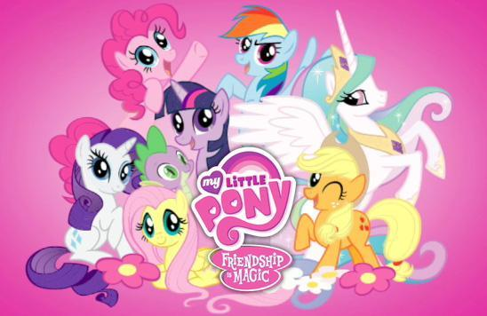 What my little pony character are you?