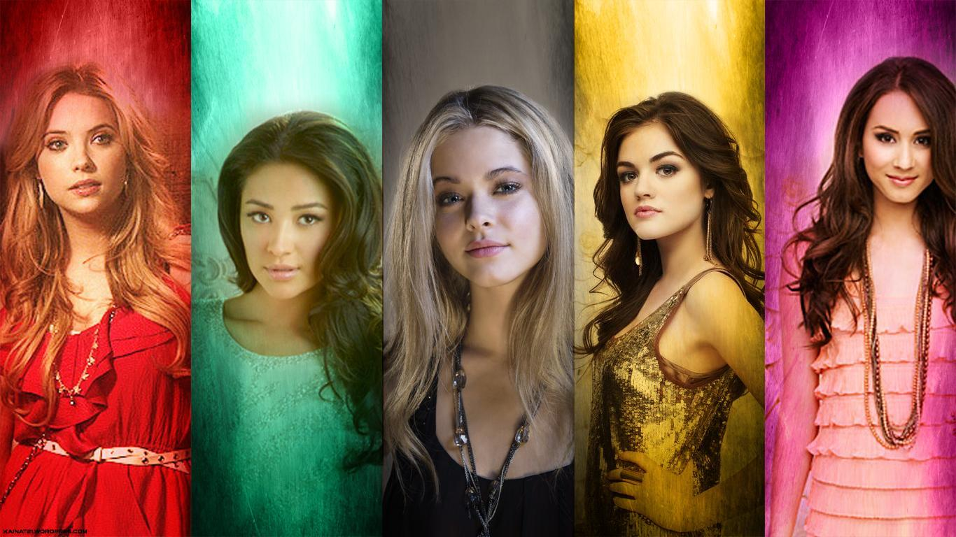 Which girl from Pretty Little Liars are you?