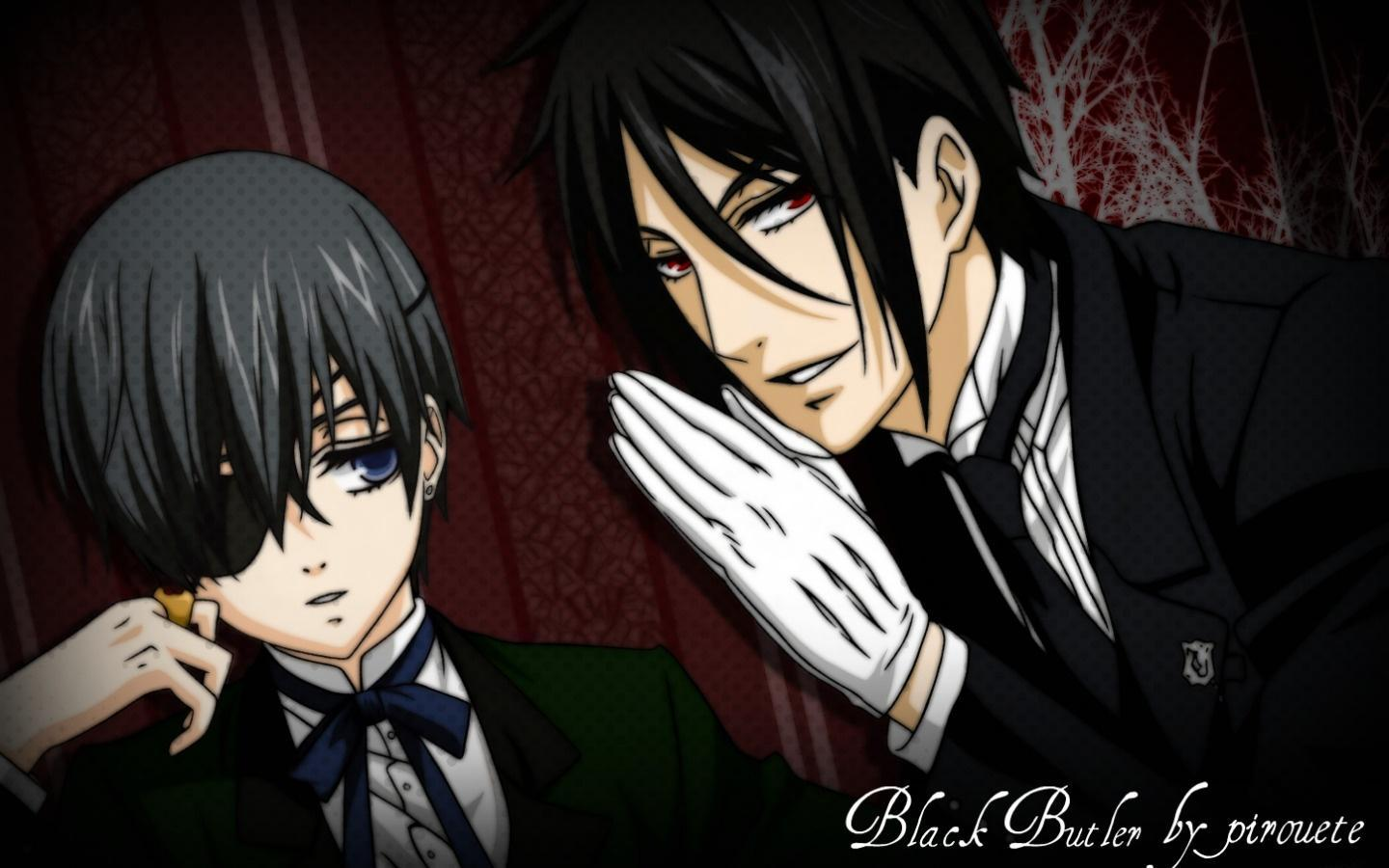 Which Character of Black Butler are you?
