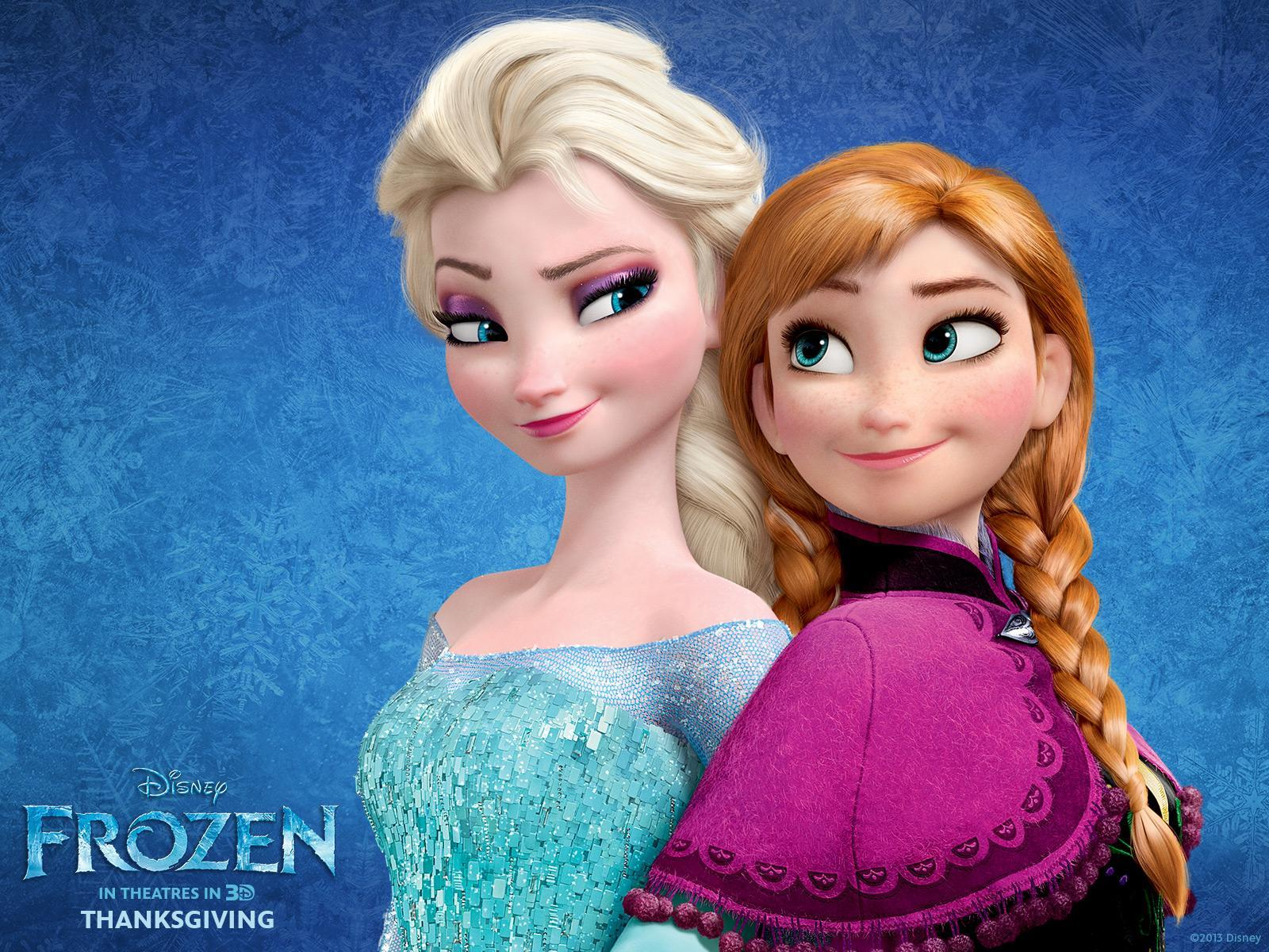 Are you Elsa or Anna? (1)