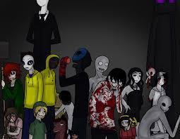 what creepypasta are you? (1)