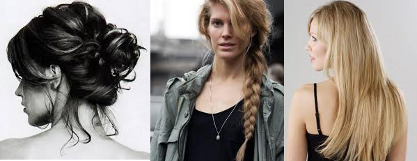 Which hairstyle is great for you? :) <3 xx