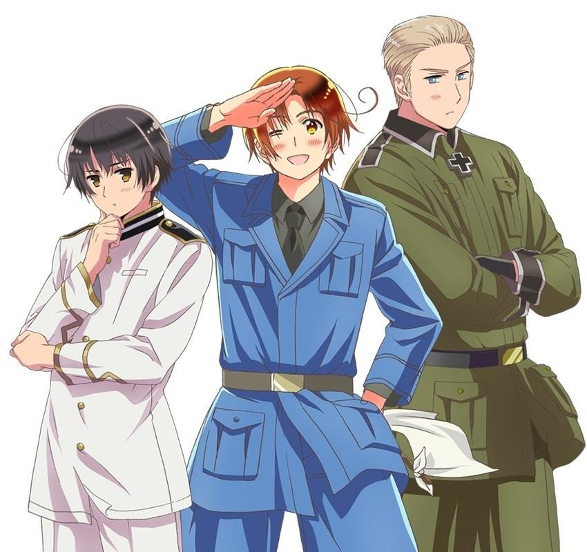 How much do you know about Hetalia? (1)