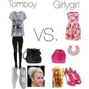 Are you a Girly Girl or a Tomboy? (2)