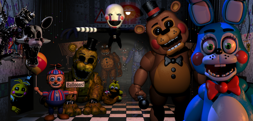 What Five nights at Freddy's animatronic are you?