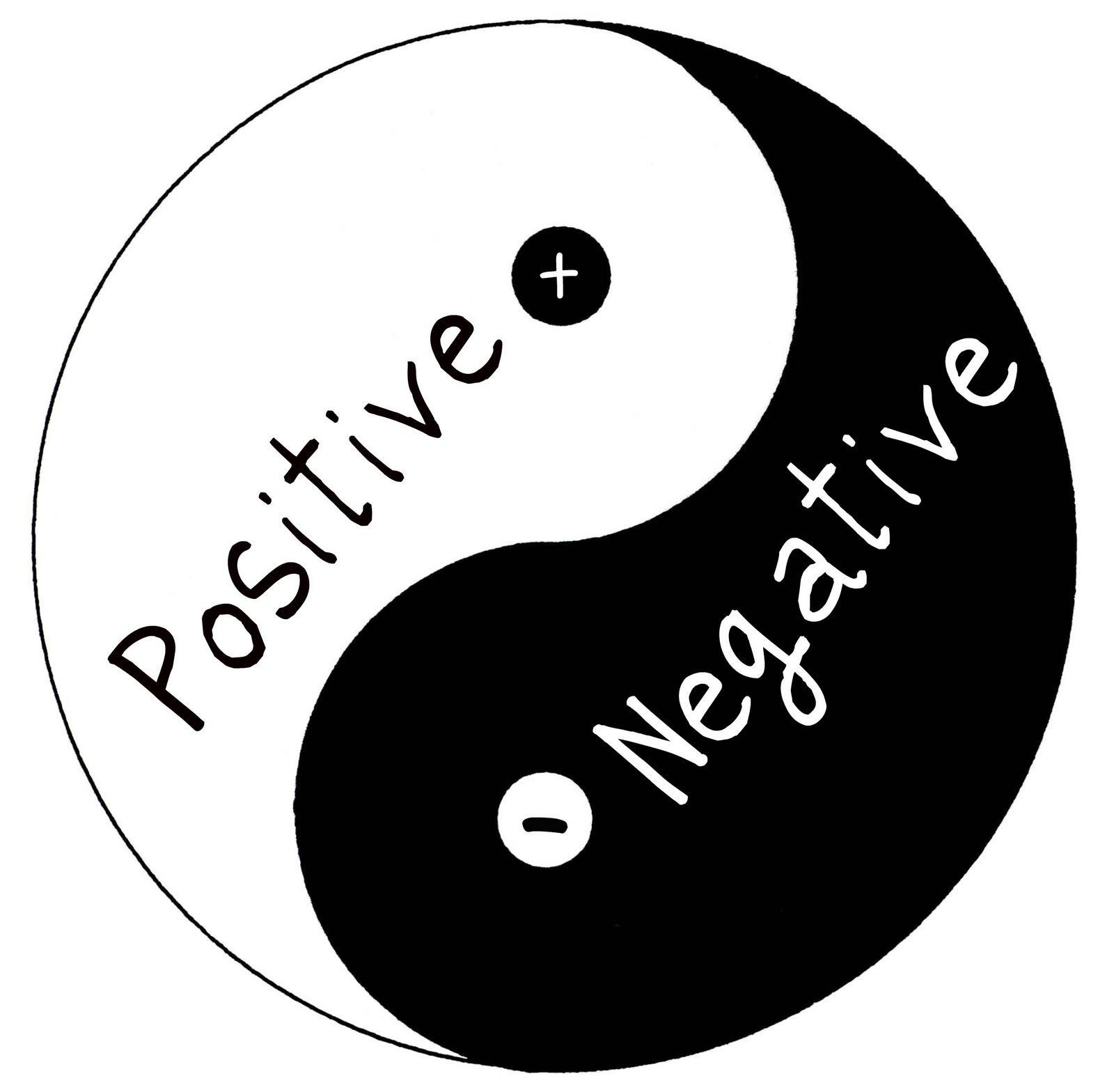 Are you a Positive or Negative Person?