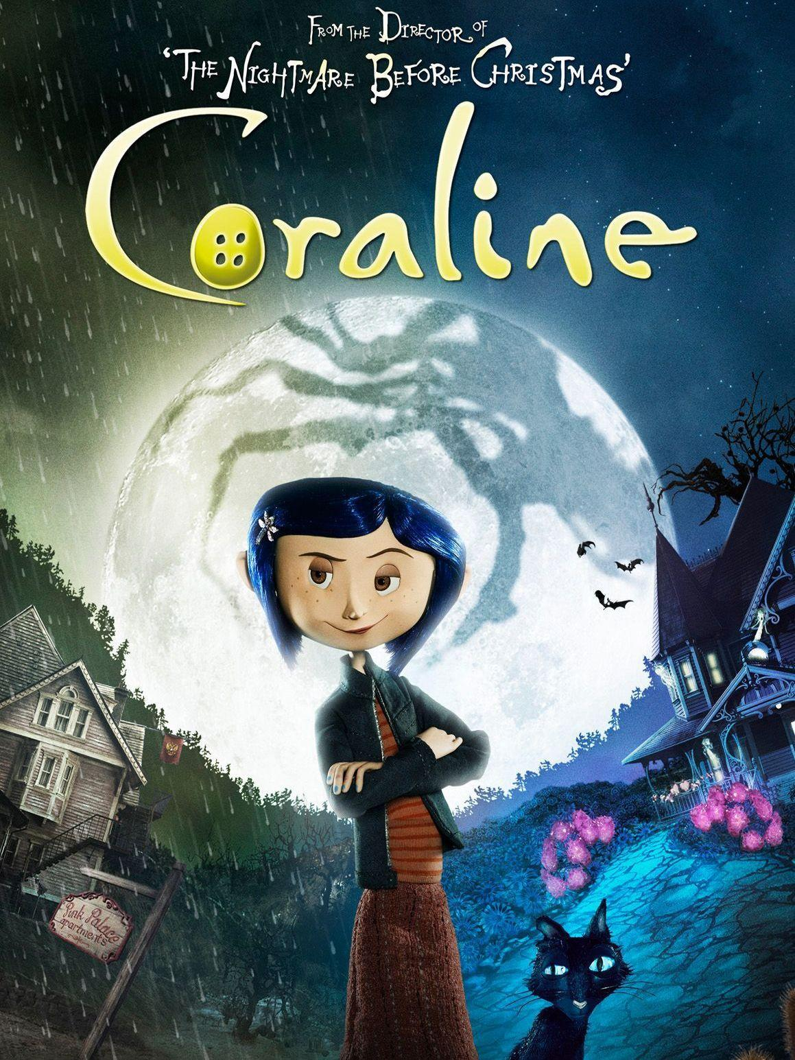 What character from Coroline are you?