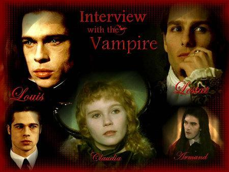 Which Interview with the Vampire character are you?