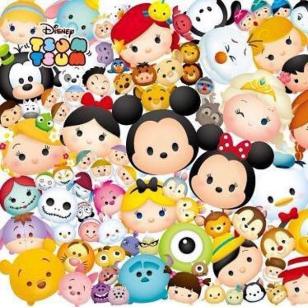 What tsum tsum are u ?chloe