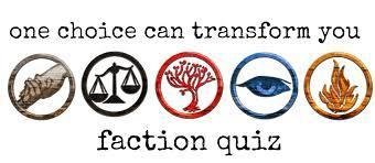 What Faction are you in?