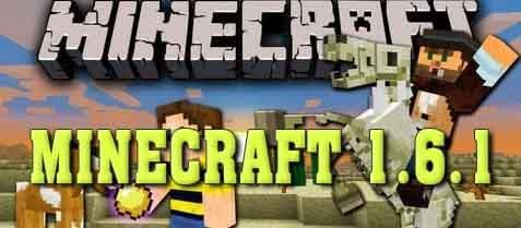 The crap 1.6.1 Minecraft update