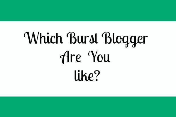 Which blogger are you like?