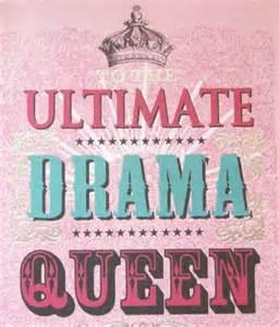 Are You Drama Queen?