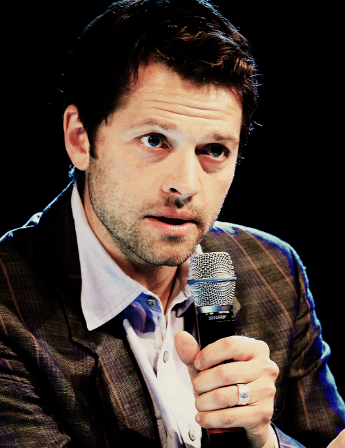 Does your brain love? (Misha Collins Edition)