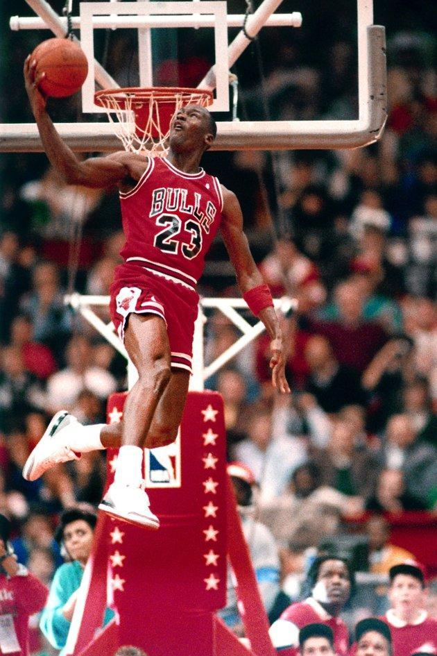 What do u know about Michael Jordan?!