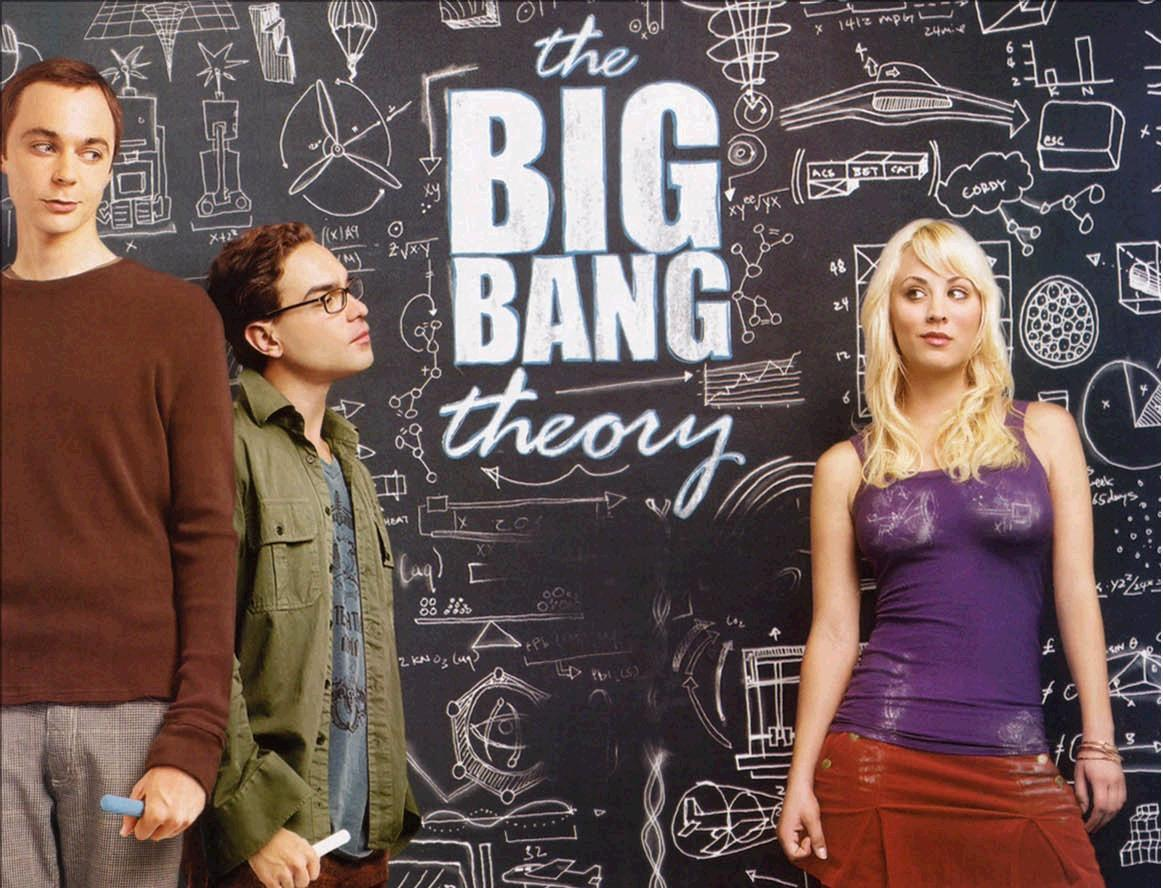 The Big Bang Theory Tribulation