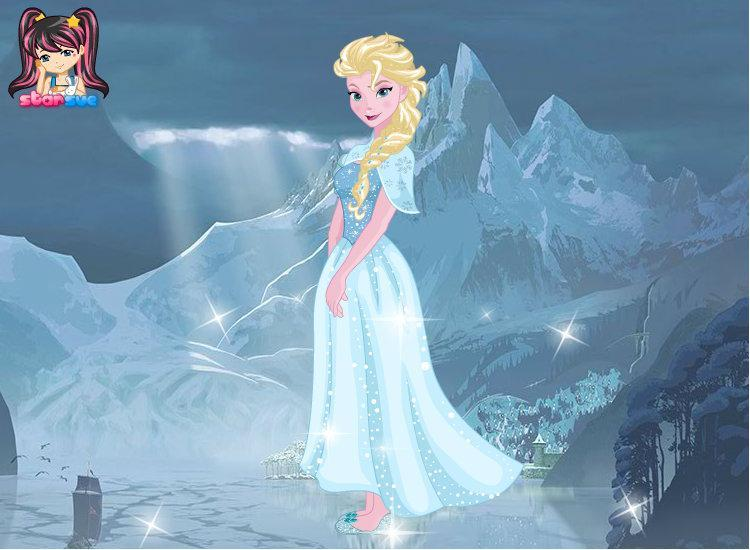 witch frozen charector are you