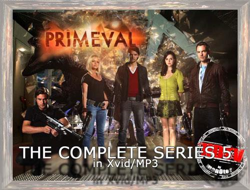 which primeval character are you?