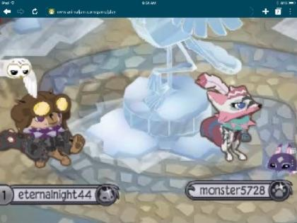 Which on my accounts on Animal Jam are you?