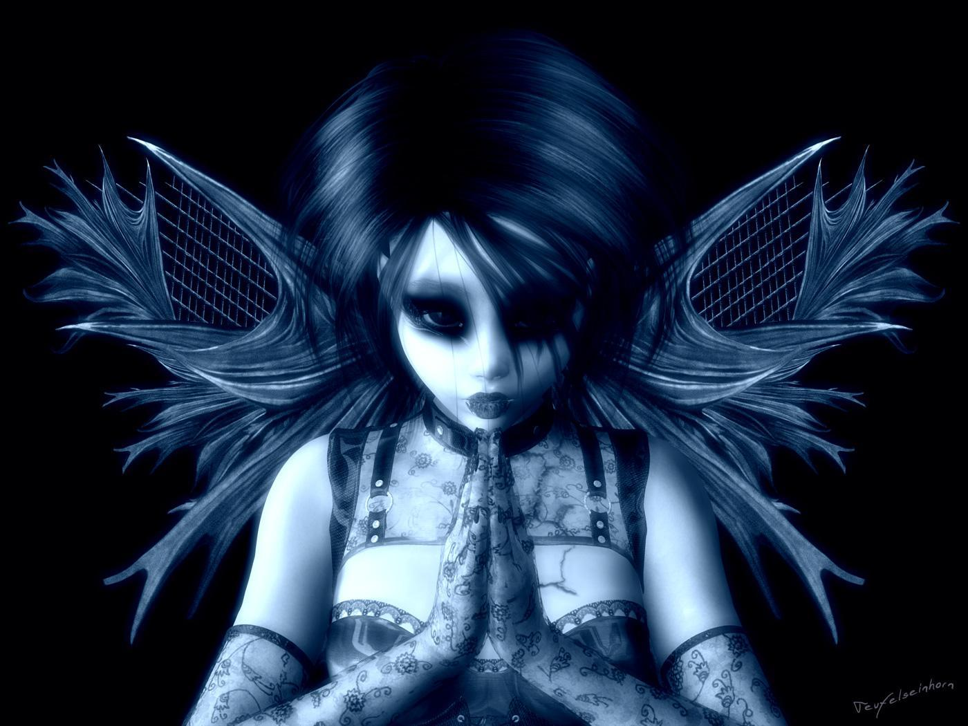 WHAT DARK ANGEL DO YOU HAVE INSIDE YOU