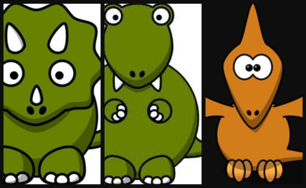 What type of Little Dino are you?