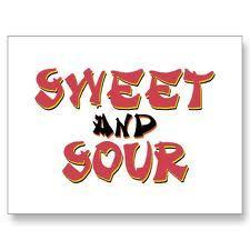 Are u sweet or sour?