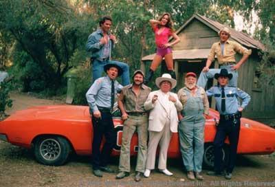 Which 'Dukes of Hazzard' Character are YOU?
