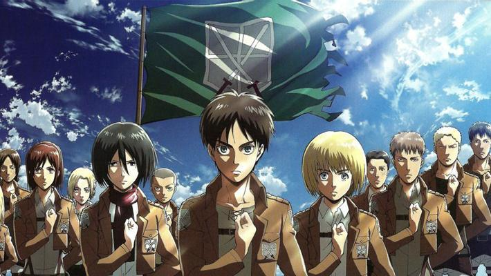 What kind of Attack On Titan OC do you have?