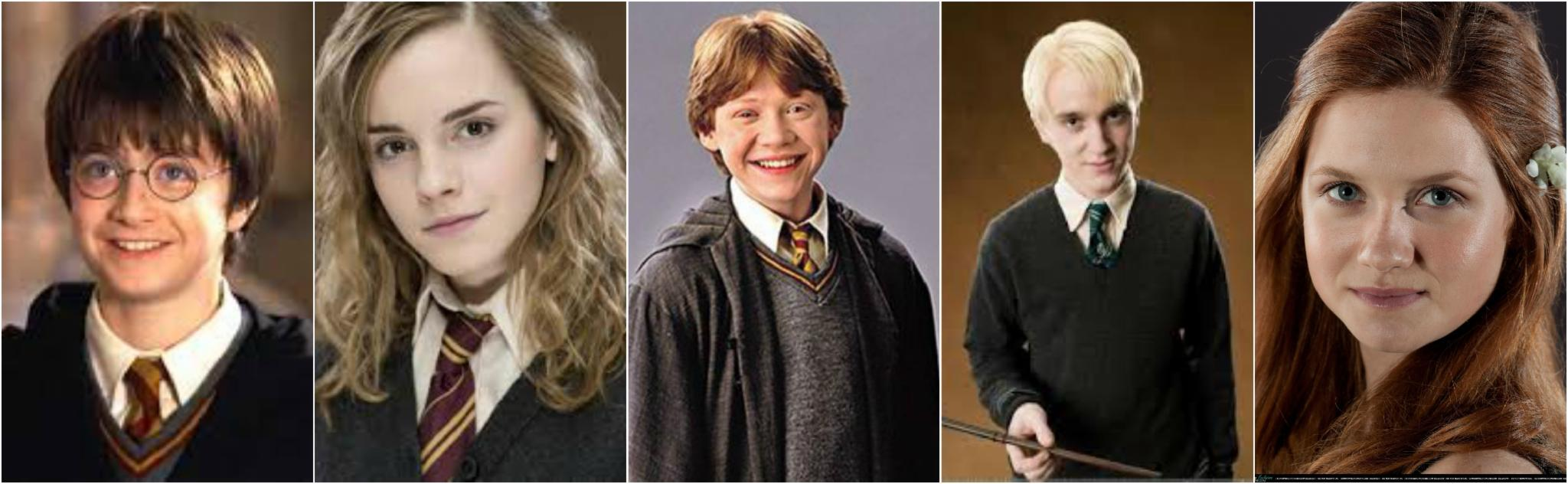Which Harry Potter character are you? (13)