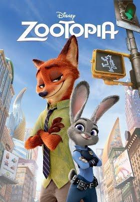 What main Zootopia character are you?