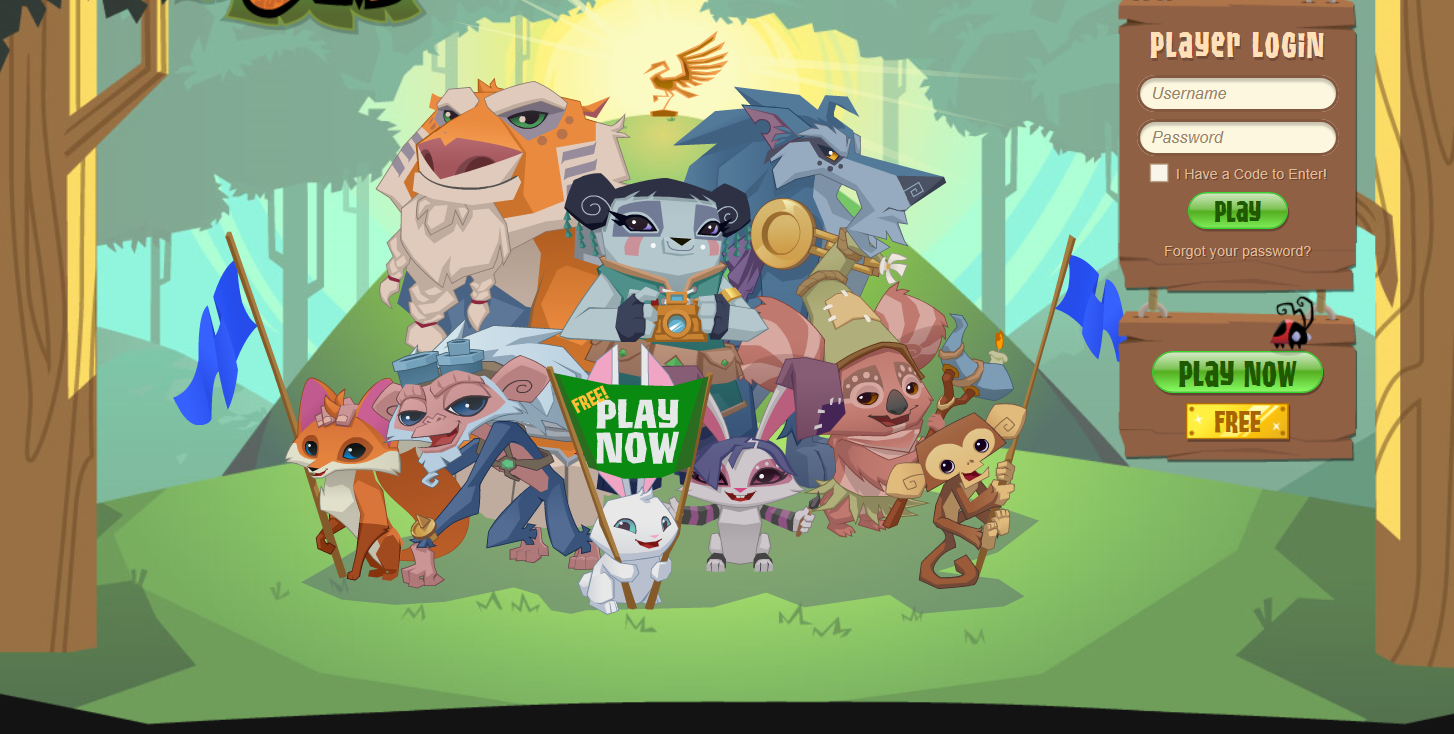 do you play animal jam and are you a pro at it?