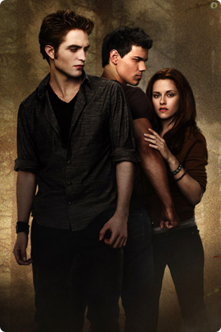 who are you in the twilight saga