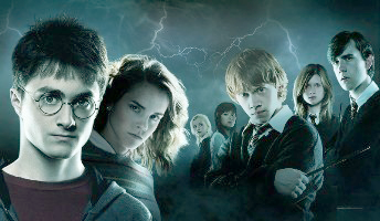 What harry potter character are you?!