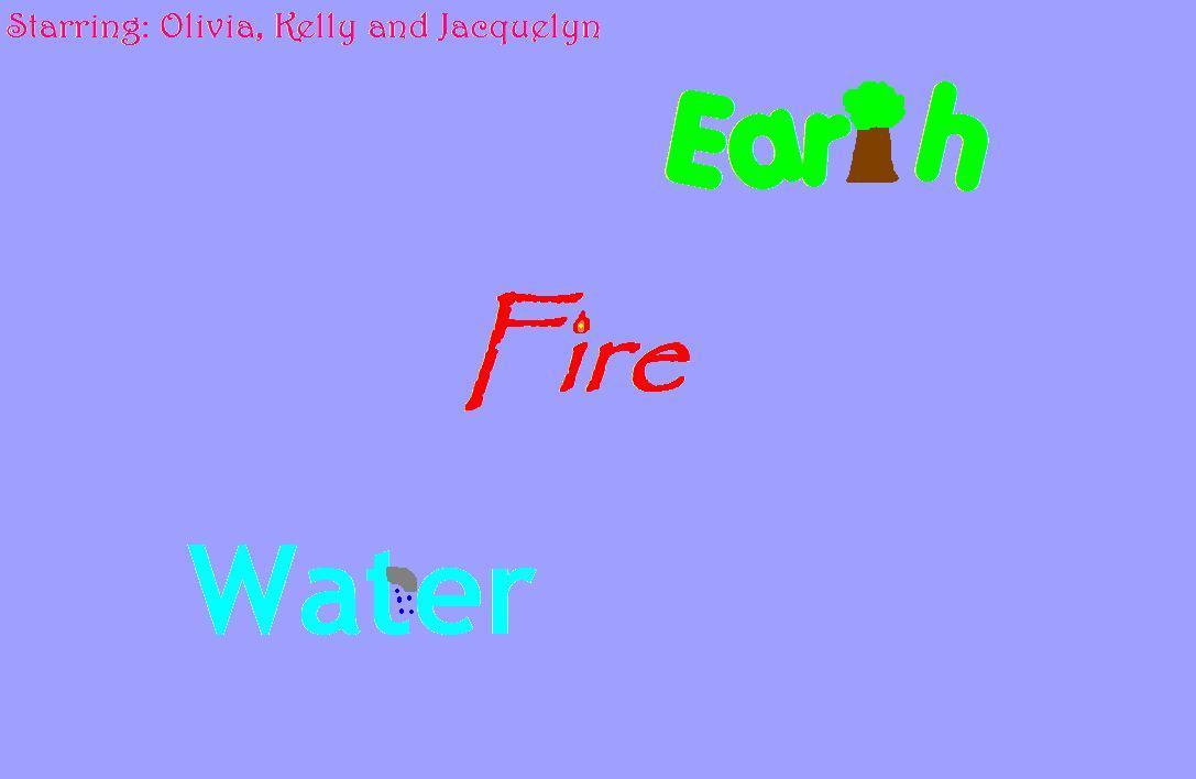 Which power are you from Earth Fire Water?
