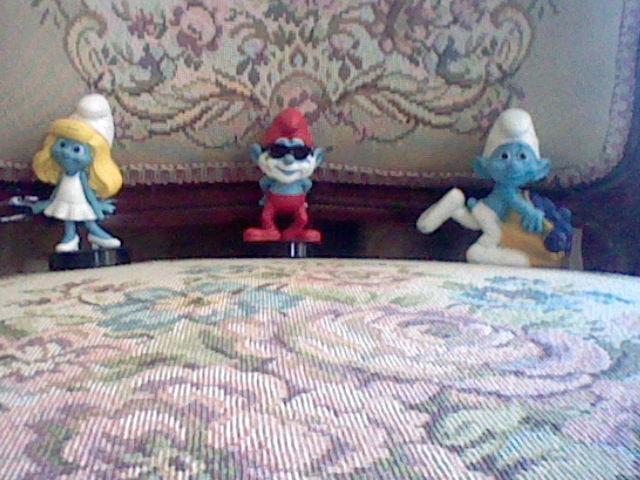 Brainy Smurfs,How much do you know about smurfs,Quiz
