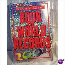 Scholastic Book of World Records: 2004